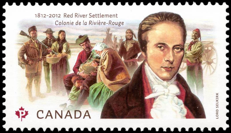 La colonie de la Rivière-Rouge, les embarrassants enjeux de Lord Selkirk, comte écossais